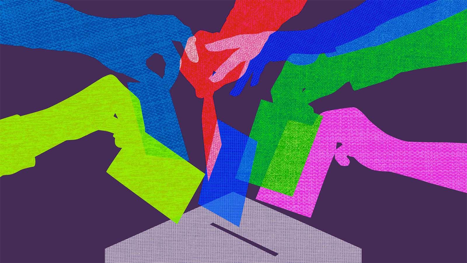 wybory demokracja