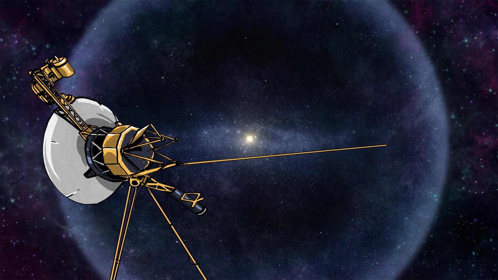 sonda voyager 2 uklad sloneczny