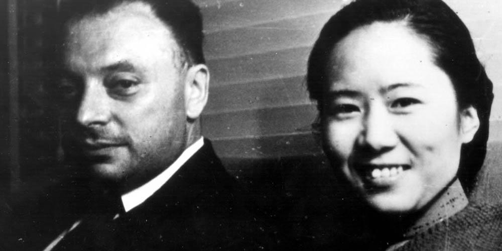 Chien-Shiung Wu iWolfgang Pauli