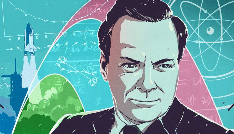 Cholerne strzałki Feynmana