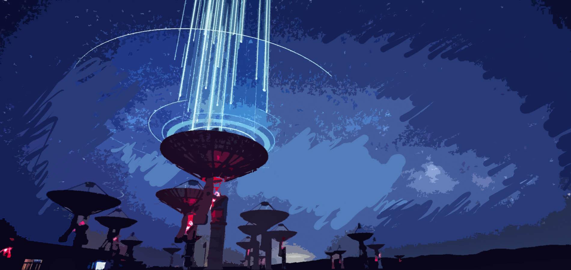 frb radioastronomia