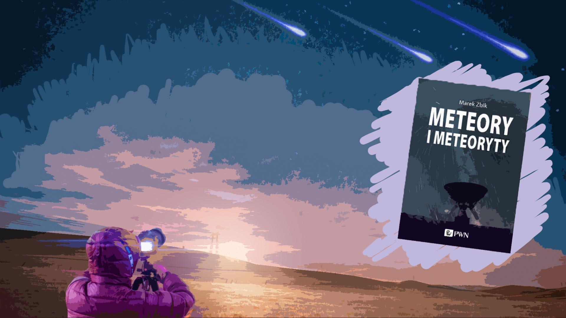 meteory okladka
