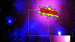 Nagroda za największą intergalaktyczną erupcję energii wędruje do…