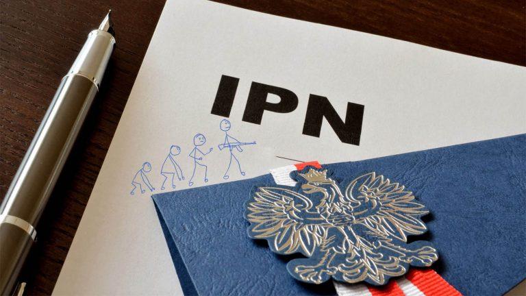 IPN w walce z ewolucją i nauką