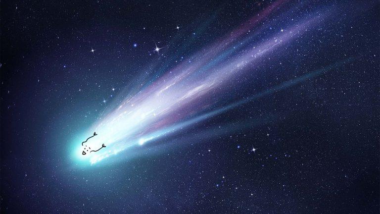 5 rzeczy, które powinieneś wiedzieć o komecie C/2019 Y4 (ATLAS)