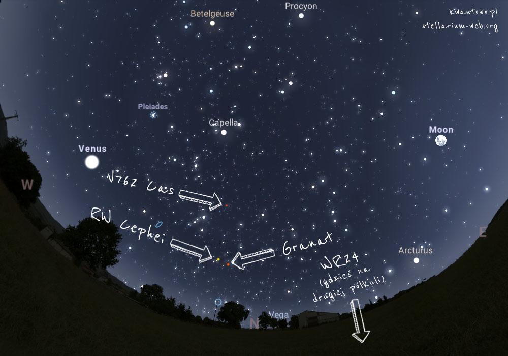 Gdzie leży najdalsza gwiazda