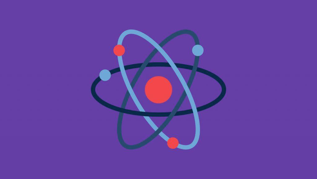 Kwanty, cząstki, atomy