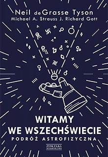 """Książka """"Witamy we wszechświecie"""""""