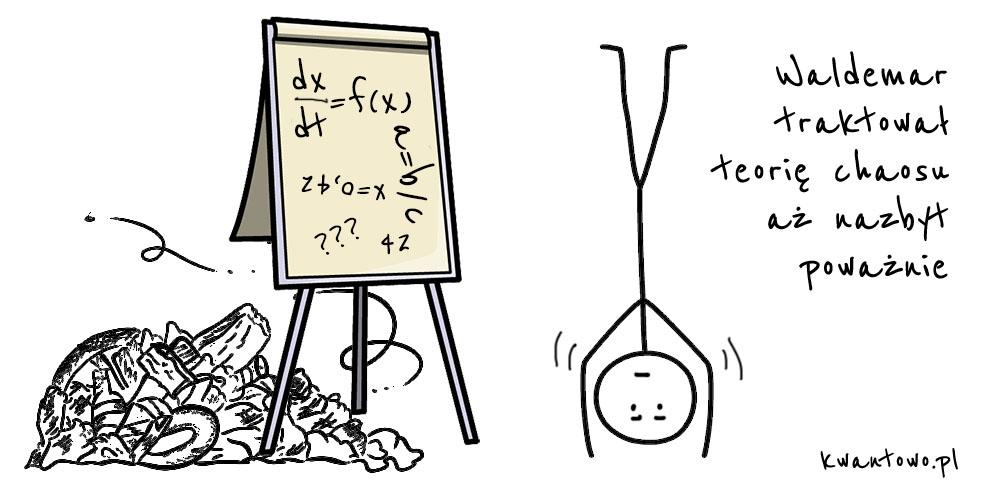 Badania teorii chaosu