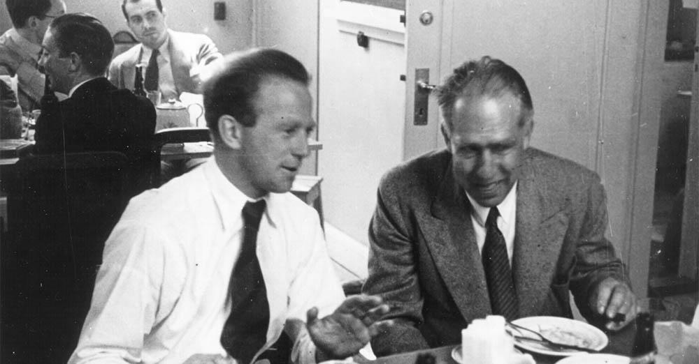 Bohr i Heisenberg, autorzy interpretacji kopenhaskiej
