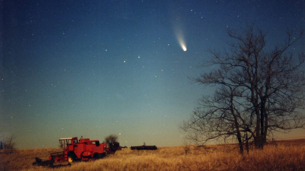 Kometa Hale'a-Boppa