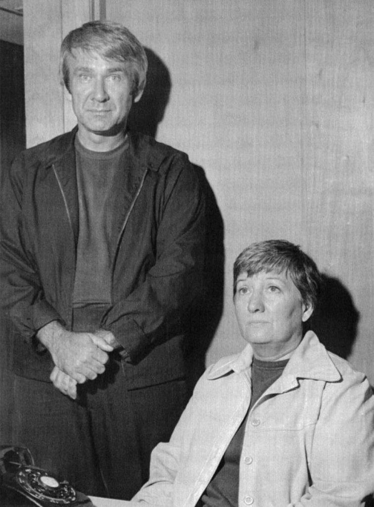 Bonnie Nettles i Marshall Applewhite