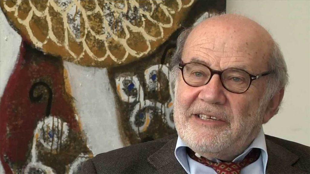 Fizyk Giancarlo Ghirardi
