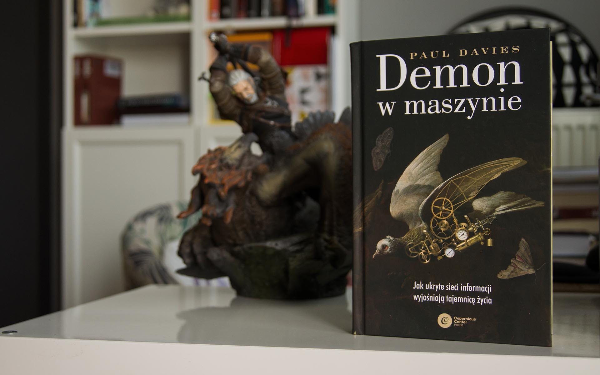 """Recenzja książki """"Demon w maszynie"""""""