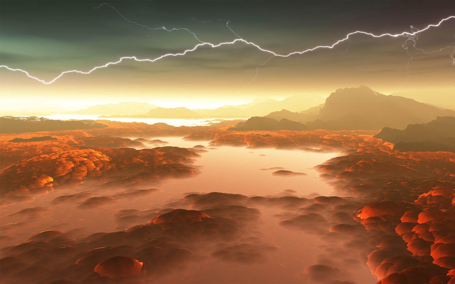 Fosforowodór na Wenus