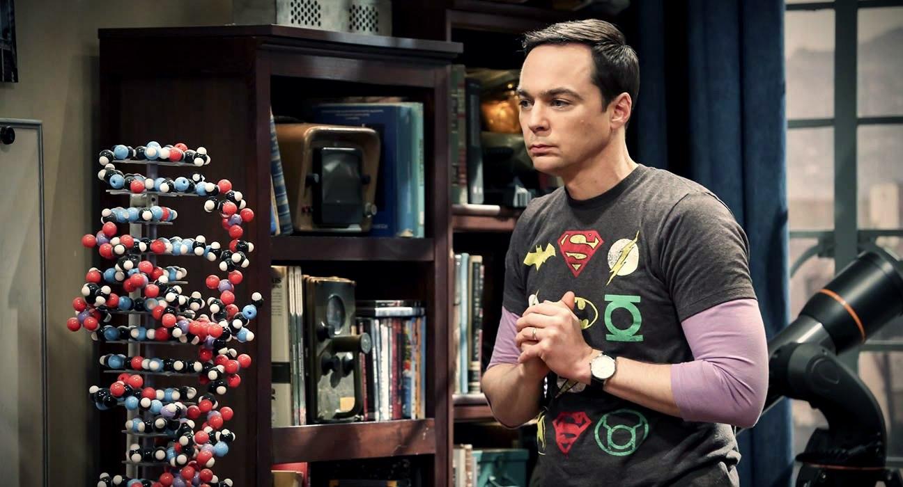 "Nauka w serialu ""Big Bang Theory"""