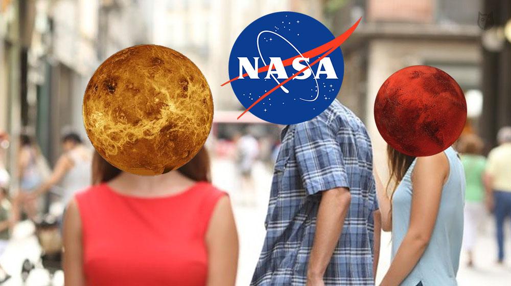 NASA zwiększy zainteresowanie Wenus?
