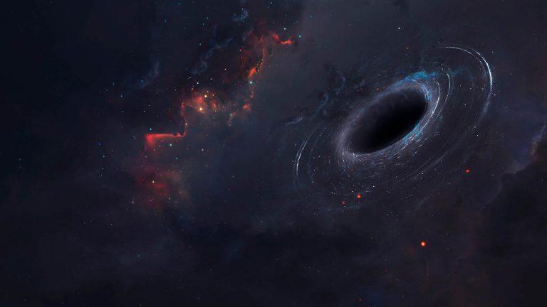 Nobel za czarne dziury – krótko i nawet przejrzyście