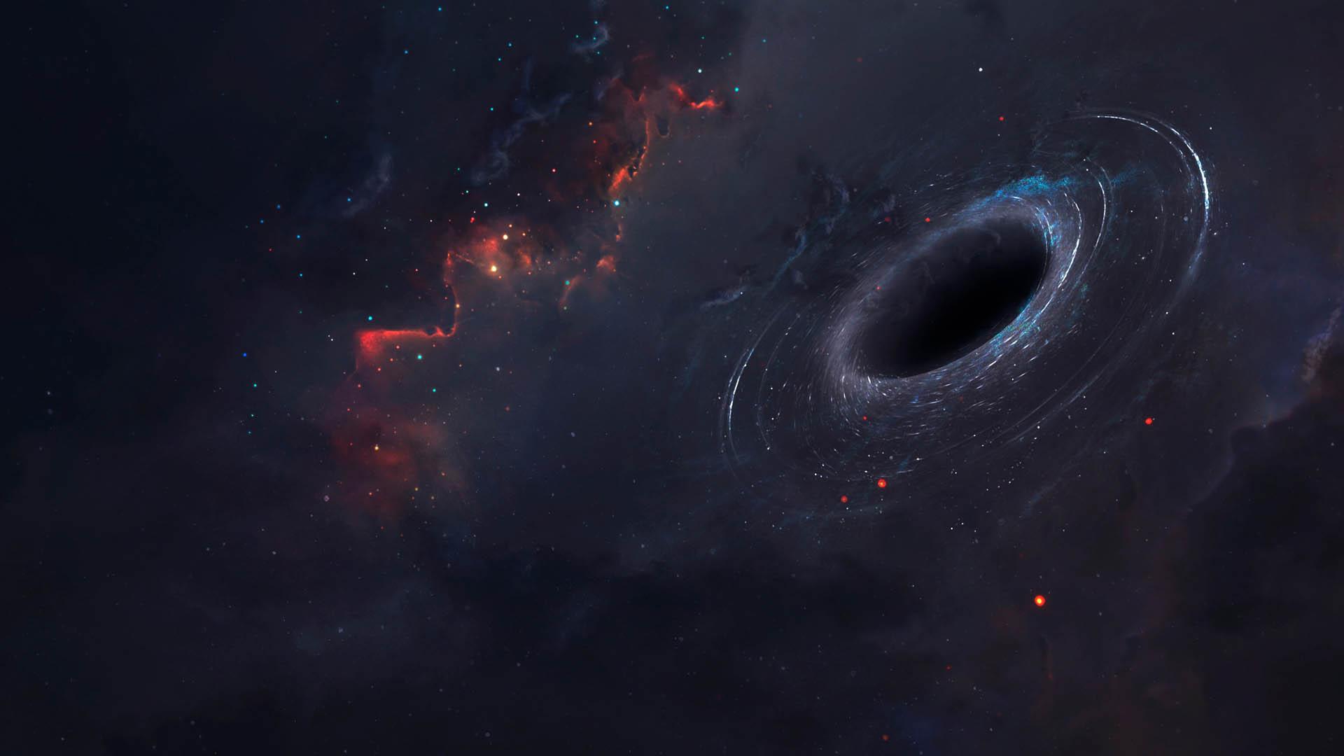 Nobel za badania czarnych dziur