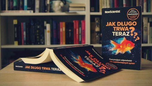 """Recenzja książki """"Jak długo trwa teraz?"""""""