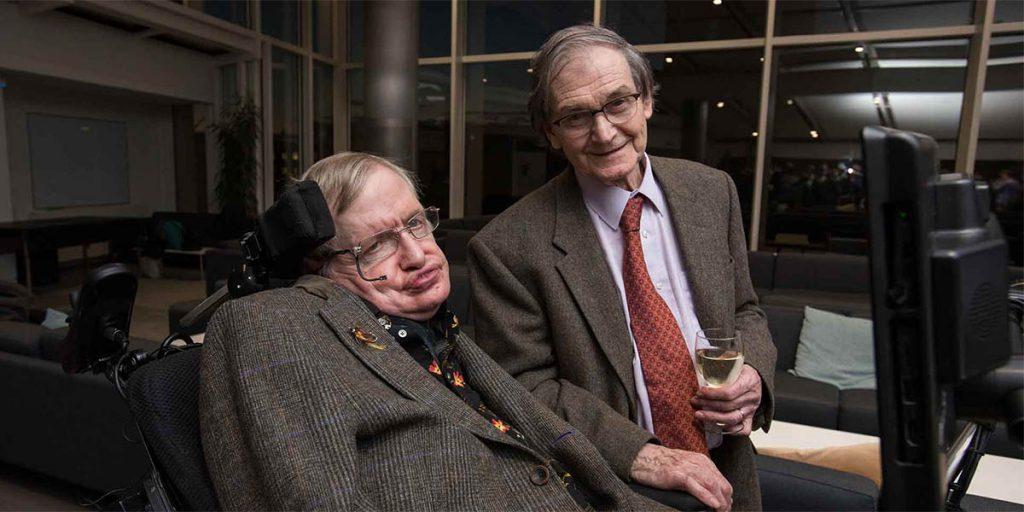 Stephen Hawking i Roger Penrose