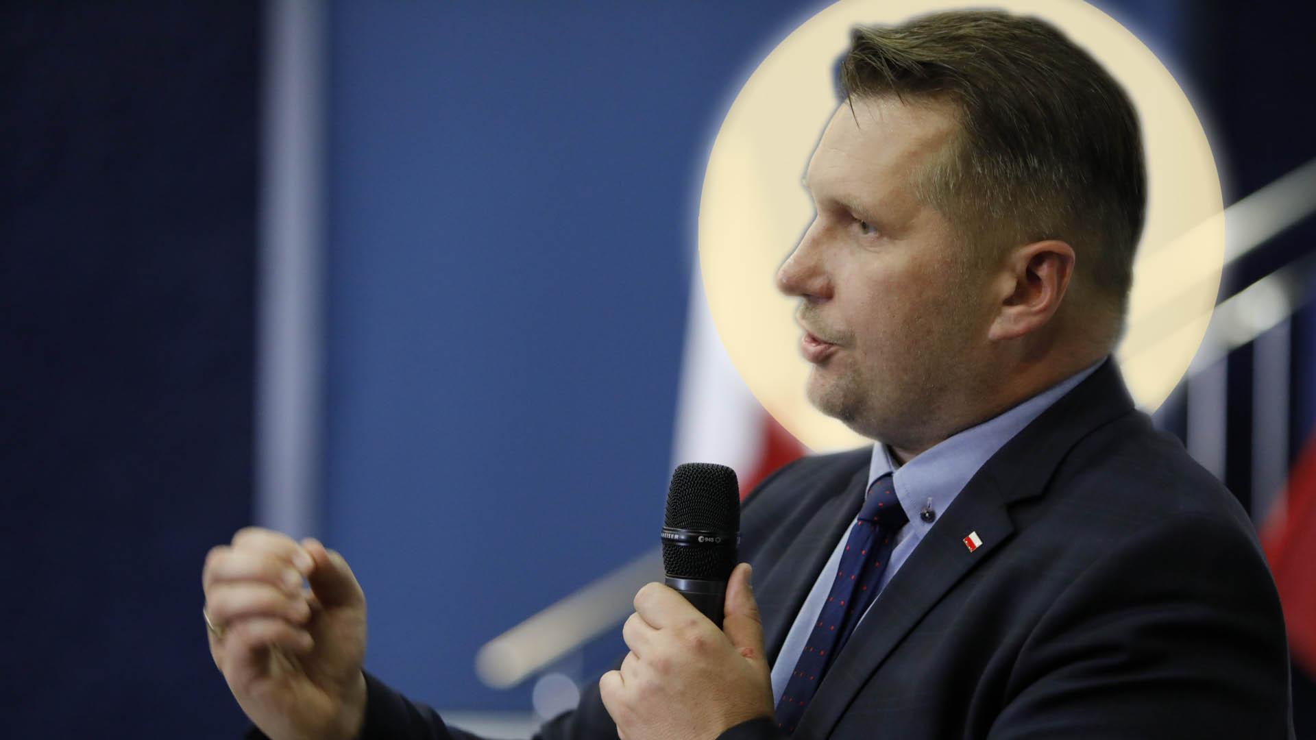 Superminister Przemysław Czarnek