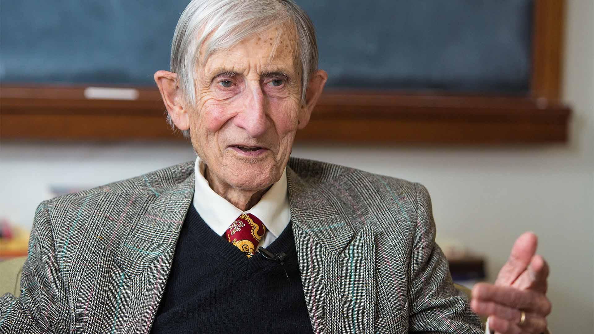 Zmarły Freeman Dyson