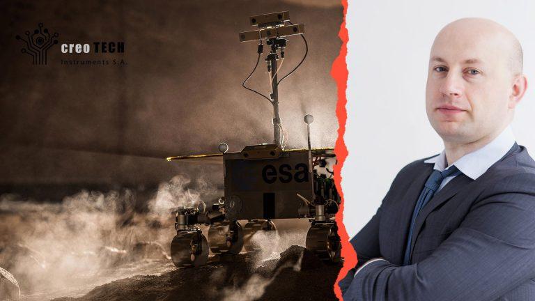 Jak polska aparatura podbija świat nauki – rozmowa z Grzegorzem Kasprowiczem