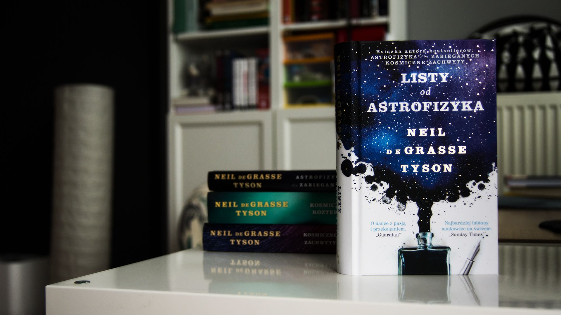 """""""Listy od astrofizyka"""""""