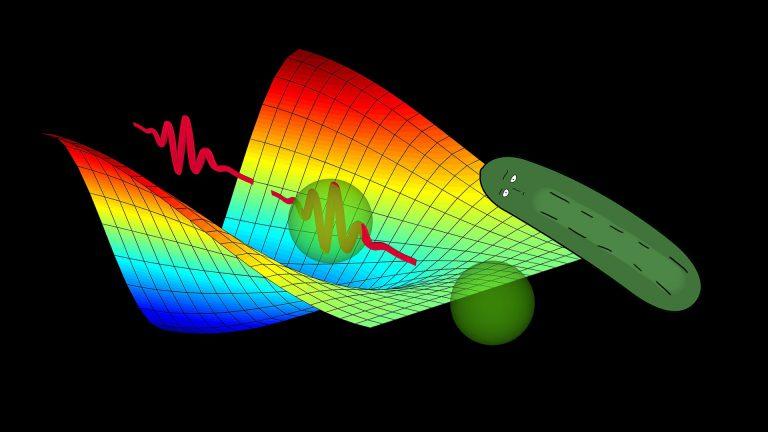 Ogórkowe pytania (I): Czym są te całe kwanty?