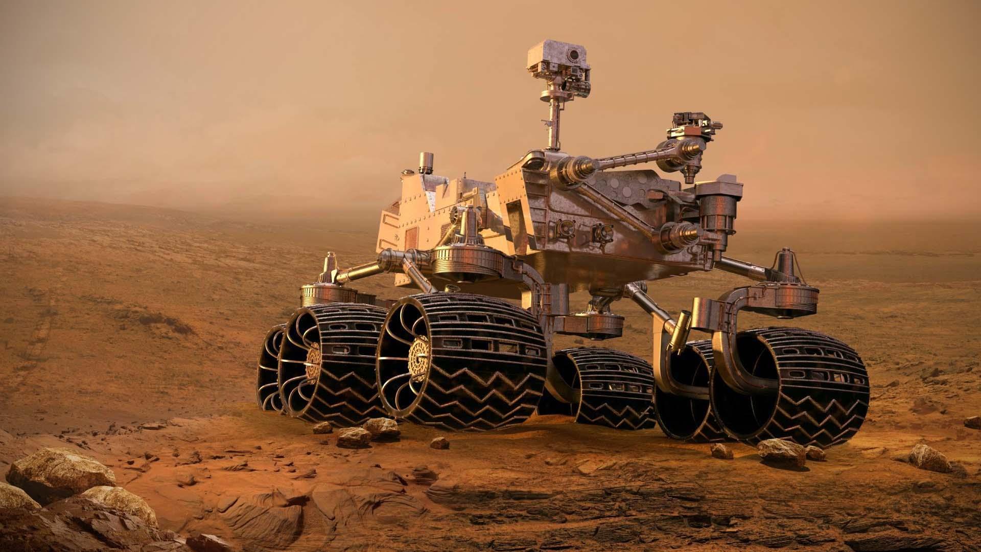5 rzeczy, które powinieneś wiedzieć o misji Mars 2020