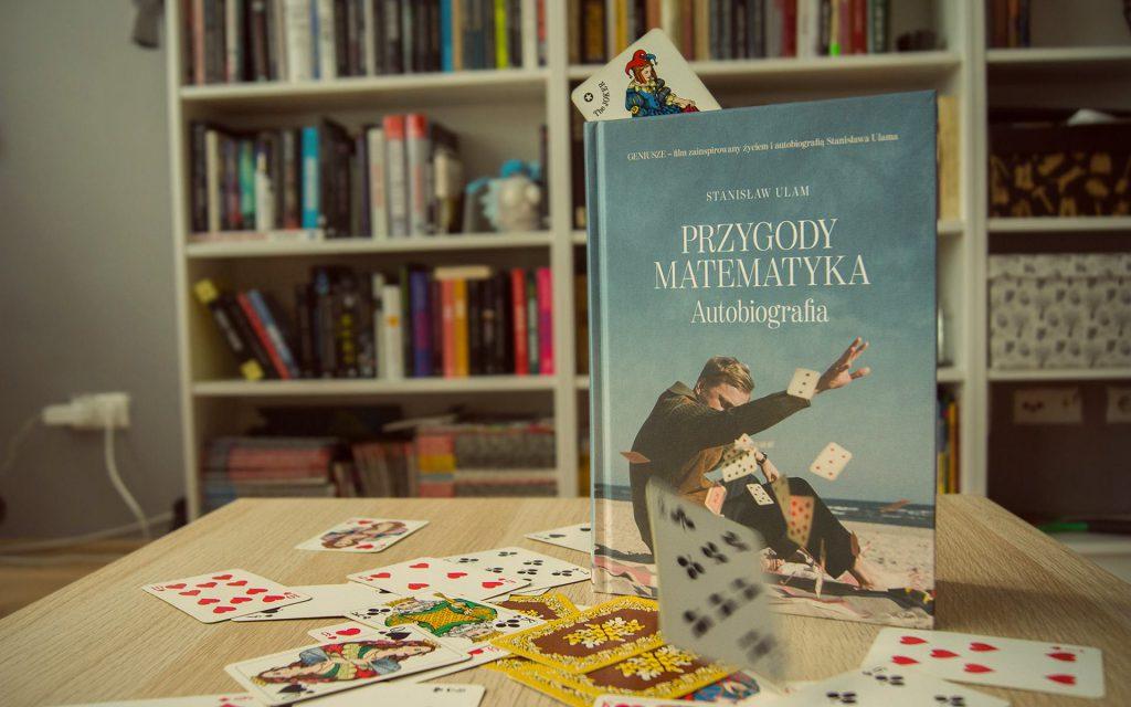 """Recenzja książki """"Przygody matematyka"""""""