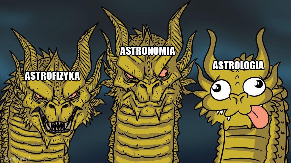 Astronomia a astrologia