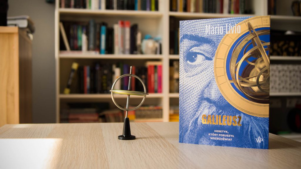 Galileusz, Mario Livio