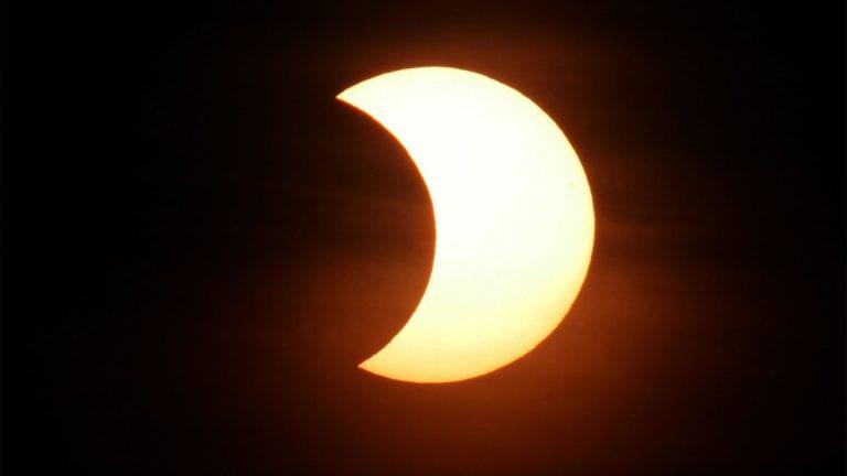 Kolejne zaćmienie Słońca