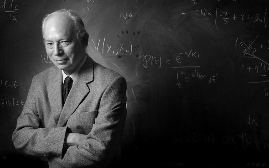 Zmarł Steven Weinberg