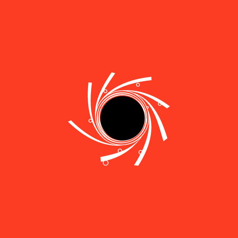 News, czarna dziura