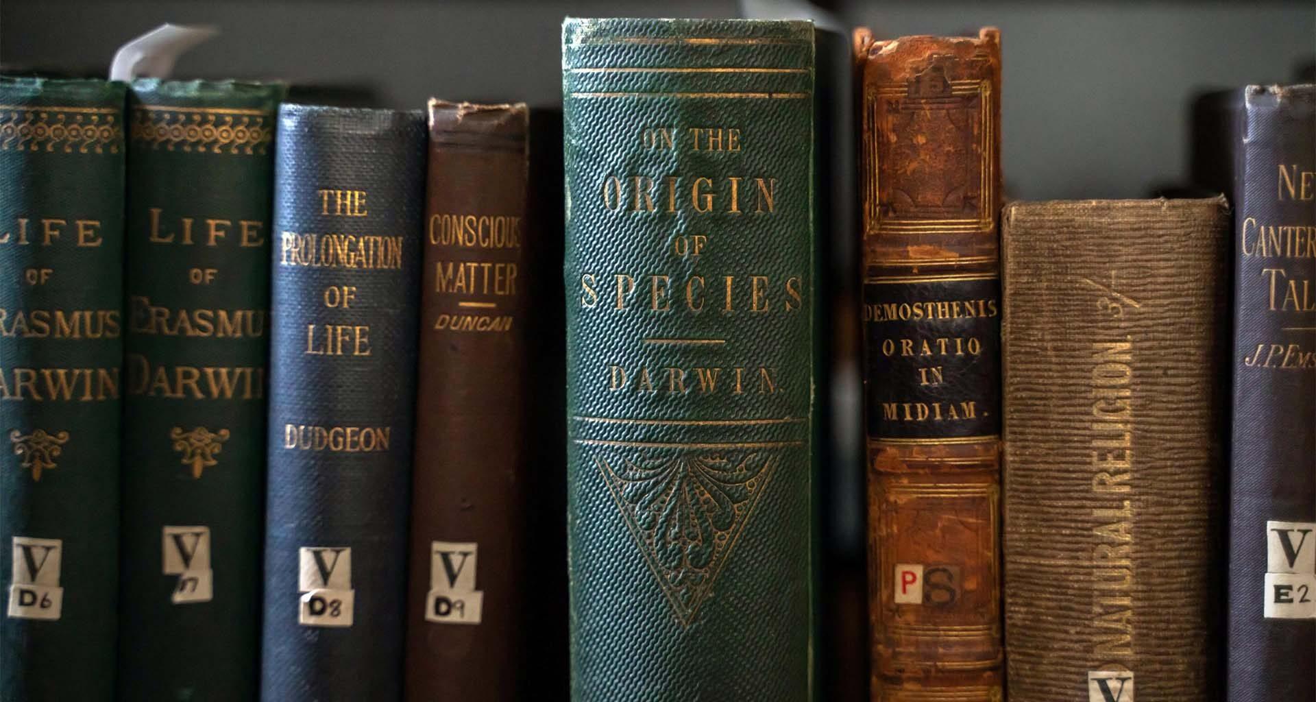 Darwinizm vs. inteligentny projekt